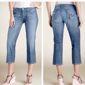 COH cropped jeans